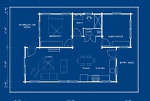 DWELLINGS : Floor-plans + Images / Blueprints for Living Spaces