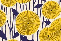Estampados :: Pattern / Great patterns that inspire me