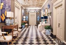 DECOR : Foyers + Hallways