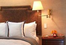 DECOR : Bedrooms / Sleep + Rest + Recharge