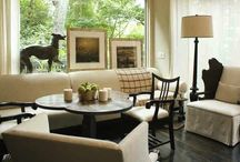 DECOR : Dining + Work Space / Dining Area Ideas / by Reece Bivens