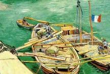 ART : Vincent van Gogh /           (March 30, 1853-July 29, 1890) The Paintings, Drawings, Etchings and Letters