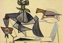ART : Pablo Picasso / (October 25, 1881-April 8, 1973)