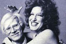 ART : Andy Warhol / (August 6, 1928-February 22, 1987)           Pop Culture Artist