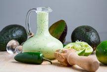 COOKING : Dressings + Sauces + Salsas