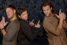 DIVERSIONS : TV ~ Supernatural / Show + Stars + Trivia