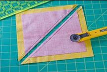 Quilting Methods, Techniques and Tricks / by Pile O' Fabric