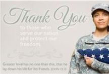 Memorial Day ... Thank You will never be enough / Our troops are true heroes
