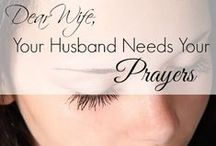 Marriage / Encouragement, lessons learned, challenges, and more to help strengthen and unify spouses at home.