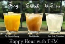 THM Sips, Smoothies, & Frappes / THM drinks, from sips to frappes, in one convenient place.  YES!