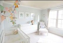Nursery / Nursery Ideas