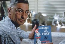 "AUTHOR : Dr. Seuss / (March 2, 1904-September 24, 1991) Theodore Geisel aka ""Dr. Seuss"""