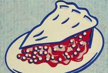 ART : Roy Lichtenstein / (October 27, 1923-September 29, 1997)