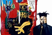 ART : Jean-Michel Basquiat / (December 22, 1960-August 12, 1988)
