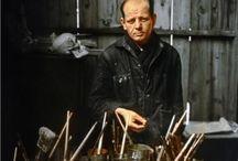 ART : Jackson Pollock / (January 28, 1912-August 11, 1956)