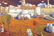 ART : Wassily Kandinsky / (December 13, 1866-December 16, 1944)
