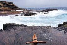 Coastal Adventures / Beach Travel + Best Beaches + Beach Inspiration + Summer Beach Trip