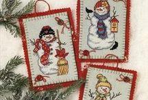 рождественские миниатюры