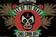 Day of the Dead Chili Cookoff Nov 2017