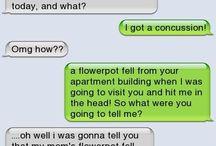 Funny Texts / LOL