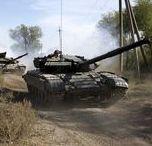 Tankok és tüzérség