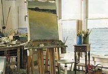 Art Studio Ideas / art studios, art studio ideas