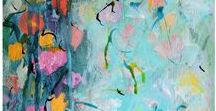 Affordable Original Art $100-$200 / affordable art, abstract art, art under $200