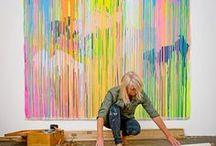 Artists at Work / artists at work, artists in their studios