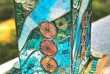 Stained glass Art / stained glass, stained glass art