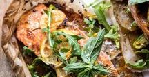 Fish Recipes / Ideas of Fish Recipes. Salmon, Tuna, Fish sticks, Cooked Fish, Baked Fish, Cured Fish, Raw Fish