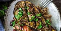 Middle Eastern Recipes / Middle Eastern Food, Lebanese Food, Moroccan Recipes, Couscous, Zaatar, Mezze