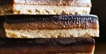 Bars and Slices / Ideas for Dessert Bars, Muesli Bars, Slices and Dessert Squares