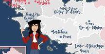 Voyage, voyage / FLE - Français Langue Étrangère     Destination? La France