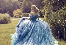 ウェディングドレスandカラードレス
