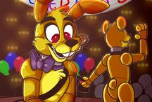 Fnaf / Fnaf was the first fandom I joined. I regret nothing!