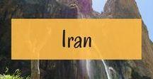 Iran Roadtrip // Reisetipps und Inspiration / Unser Roadtrip durch den Iran 2016 gehört zu unseren abenteuerlichsten und schönsten Reisen. Alle Infos zu diesem faszinierenden Land wollen wir hier mit dir teilen.