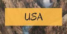 USA Reisen // Roadtrips, Routen und Tipps / Reiseberichte, Tipps und Routenvorschläge für Reisen und Roadtrips in die USA