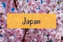 Japan Reisen / Hier findest du alle Reiseberichte, Routenvorschläge, Ausflugsziele und viele Tipps zur Planung deiner Reise nach Japan.