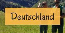 Deutschland Reisetipps / Hier findest du Reiseberichte, Ausflugsziele, Tipps für Abenteuer in der Natur und Städtetrips in Deutschland