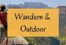 Wanderungen und Outdoor-Abenteuer / Hier findest du Tipps zu den schönsten Wanderrouten und Outdoor-Abenteuer in Deutschland, Europa und der Welt. Schnür schon mal die Wanderschuhe :-)!