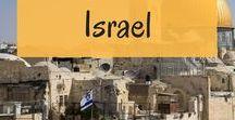 Israel / Hier findest du Inspiration und viele Tipps für deine Reise nach Israel. Neben Jerusalem und Tel Aviv bietet Israel beeindruckende Natur wie das Tote Meer, die Negev Wüste oder die Golan Höhen. Auf einem Roadtrip durch Israel kannst du alle Highlights individuell entdecken!