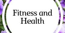 Fitness and Health / Workouts   Fitness   Health   Nutrition