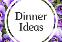 Dinner Ideas / Healthy meal ideas for toddlers.