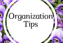 Organization Tips / Organization   Housekeeping   Declutter   Cleaning