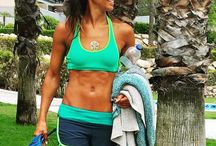 BALANCED BODIES / Exercises for a well balanced feminine physique