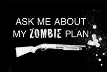 Surviving the Zombie Apocalypse / by Wendy Brittain