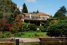 Seattle Waterfront Homes / Seattle has some of the best waterfront homes. this is Seattle waterfront real Eatate.