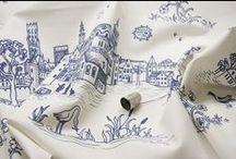 Vintage fabrics / by Spoonflower