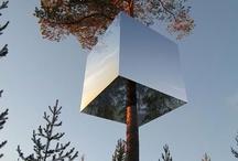 IF I WAS AN ARCHITECT, my work would look like this / « L'architecture, c'est une tournure d'esprit et non un métier. » Le Corbusier / by Catherine Maroussis