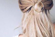 "{{ hair }} / ""A woman's hair is her crown."" - Shon Stoker"